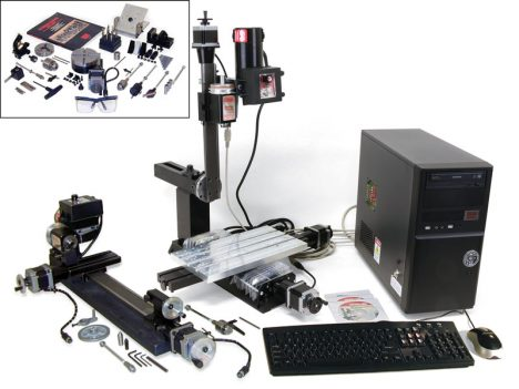 8658 CNC package