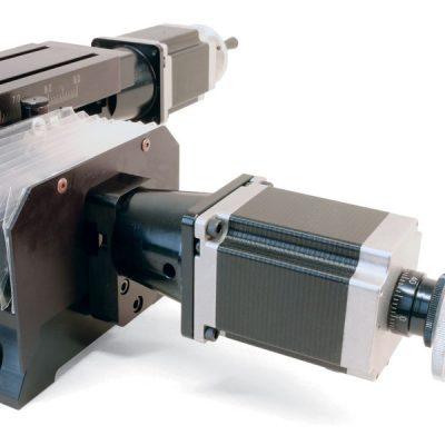 2-amp high-torque stepper motors